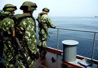 Морское взаимодействие-2013: элитный отряд специального назначения РФ