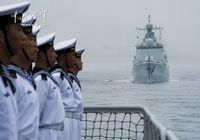 Морское взаимодействие-2013: Китай и Россия провели совместный морской парад