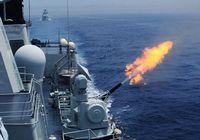 Морское взаимодействие-2013: Китай и Россия провели стрельбы по морскими целям