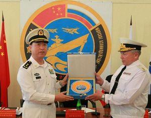 Китайско-российские морские учения 'Морское взаимодействие-2013' успешно завершились
