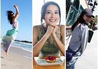 Красотка Гао Юаньюань в новых снимках в Калифорнии