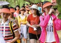 Летние каникулы: Вузы Пекина стали популярными туристическими пунктами