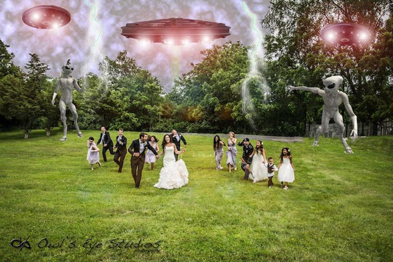 Свадебные фото оригинальные