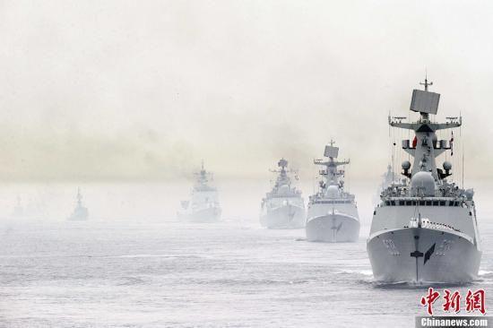 10 самых обсуждаемых военных учений с участием НОАК за последние годы