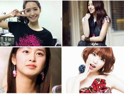 Топ-10: самые зарабатывающие корейские звезды-женщины