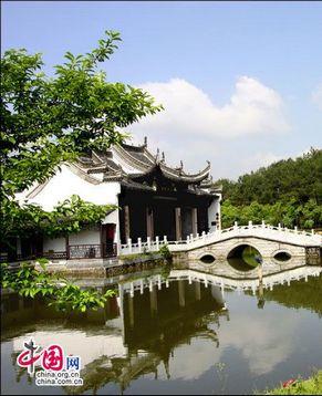 Древняя волость Яньсы в городе Хуаншань провинции Аньхой