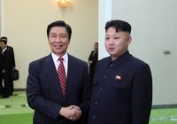 Ким Чен Ын встретился с Ли Юаньчао