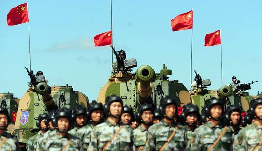 «Мирная миссия-2013»: группа тяжелого оборудования сухопутных войск Китая
