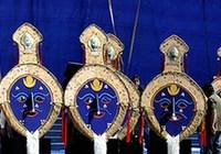 В Тибете открылся ежегодный фестиваль 'Шотон'