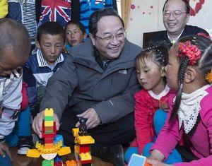 Юй Чжэншэн подчеркнул необходимость идти по пути развития с китайской спецификой, учитывая при этом особенности Тибета