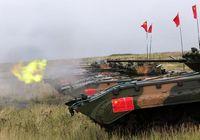 «Мирная миссия -2013»: Первые боевые стрельбы китайской стороны