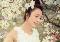 Романтические фотографии Чжан Ли