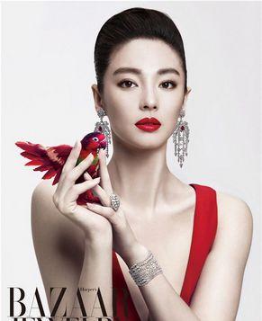 Новые фотографии сексуальной Чжан Юйци