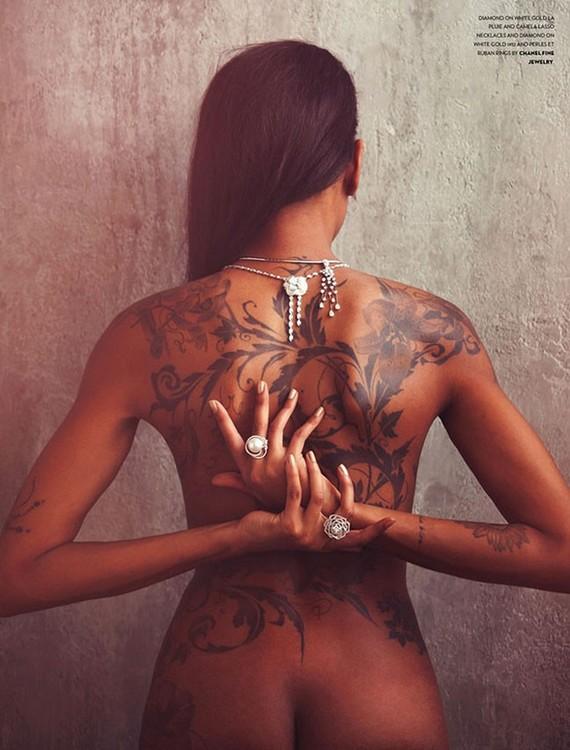 Самые сексуальные татуировки девушек фото