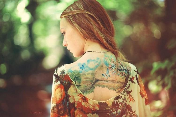 красивые картинки тату для девушек