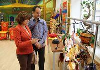 Церемония открытия выставки «Юаньмин чунгуан – культурный и туристический аспект садов Юаньминюань»