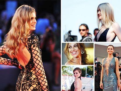 Венецианский кинофестиваль 2013: красивые платья звезд