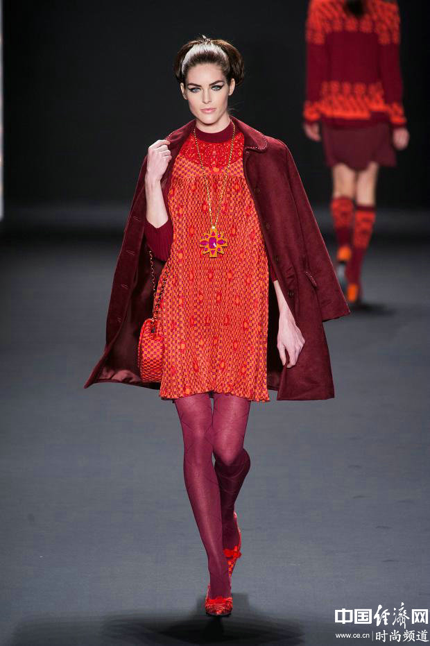 Модная одежда зима 2013