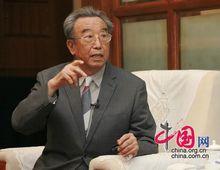 Известный китайский переводчик Гао Ман