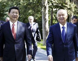 Си Цзиньпин и И. Каримов обсудили развитие и углубление китайско-узбекских отношений стратегического партнерства