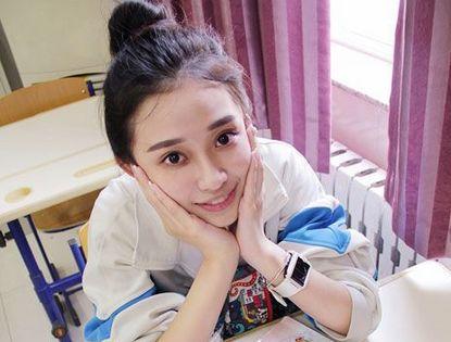 Милые студентки Пекинской киноакадемии