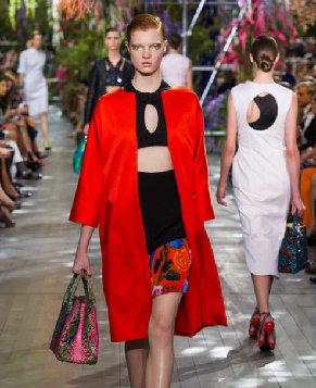 Неделя моды в Париже-2013: Christian Dior