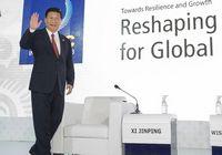 Си Цзиньпин посетил церемонию закрытия Делового саммита АТЭС