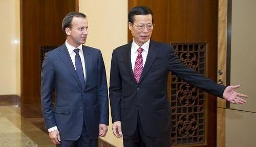 Китай и Россия договорились расширять энергетическое сотрудничество