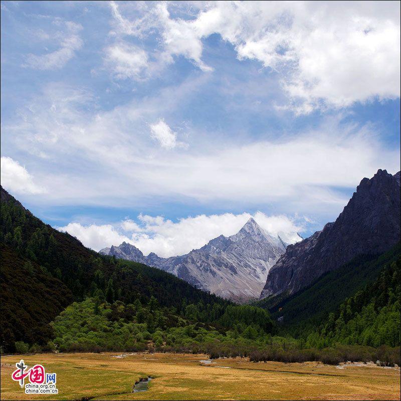 Очаровательные пейзажи Ядин в провинции Сычуань