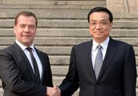 Российские и китайские СМИ высоко оценивают визит Медведева в Китай
