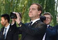 Визит Д. Медведева в провинцию Аньхой