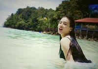 Личные фото красивой племянницы актрисы Цзян Вэньли