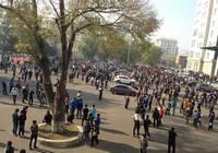 В провинции Цзилинь 12 человек получили ранения в результате землетрясения
