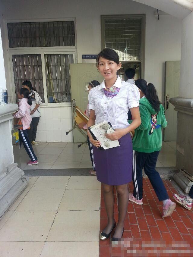 учительница фото красивая