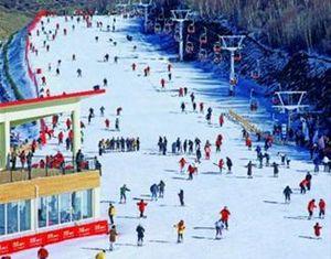Пекин и Чжанцзякоу подали заявку на проведение зимних Олимпийских игр в 2022 году