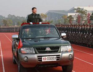 Си Цзиньпин подчеркнул важность высококачественных военных кадров и технологических инноваций в армии