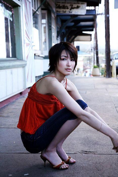 Сексуальные японские актрисы