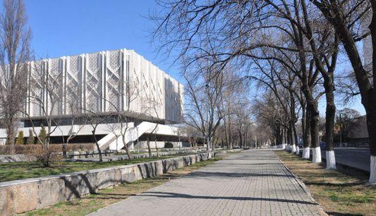 Экскурсия по Ташкенту - архитектурные постройки