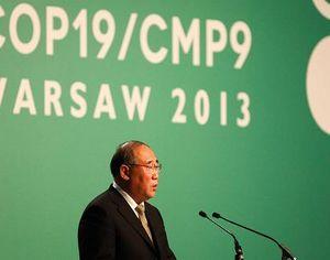 Цзе Чжэньхуа: необходимо укреплять всеобъемлющее, эффективное и устойчивое выполнение конвенции об изменении климата