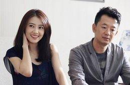 Коллекция фото из фильмов китайской актрисы Гао Юаньюань