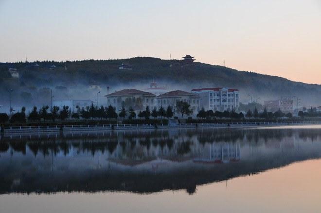 Суйфэньхэ: очаровательный пограничный город в горах