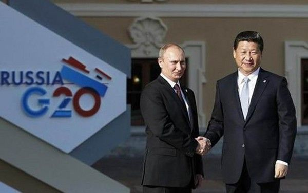 Зарубежные визиты Си Цзиньпина после вступления на пост председателя КНР