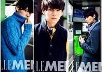 Восходящий телезвезда Японии -- Furukawa Yuki на обложке «ELLEMEN»