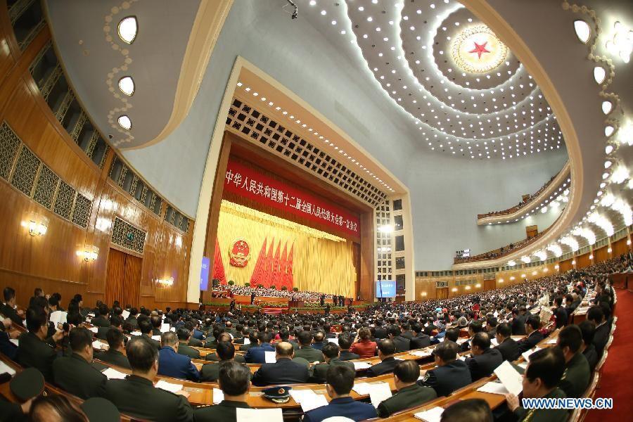 Годовой обзор: 10 главных событий 2013 года в Китае - версия Синьхуа