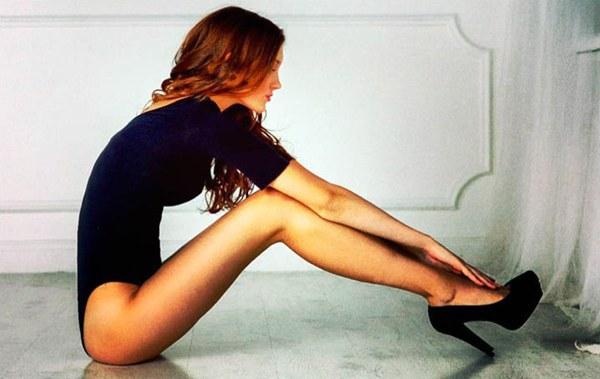 очень длинные ноги фото