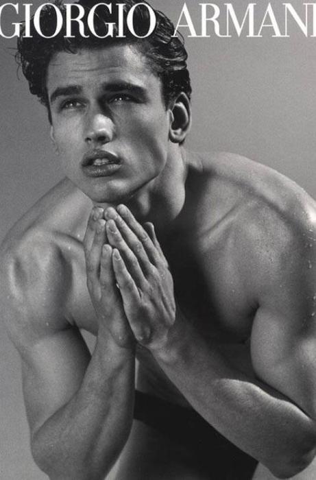 Топ 10 самых сексуальных мужчин моделей
