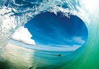 Серфинг - спорт для смелых