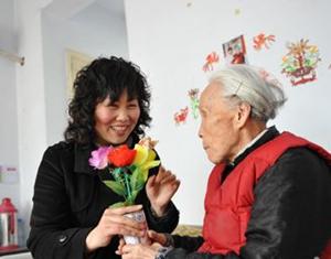 «Китайская мечта - моя мечта»: мечта о благотворительности Сун Липин