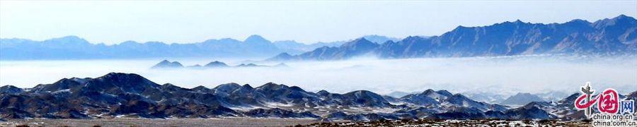 Красивые пейзажи Хами СУАР