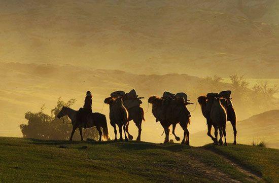 Родина самоцветов Кэкэтохай: самое холодное и красивое место на севере Синьцзяна